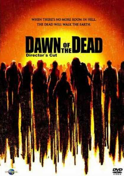 German DVDs - Dawn Of The Dead 2004 Directors Cut