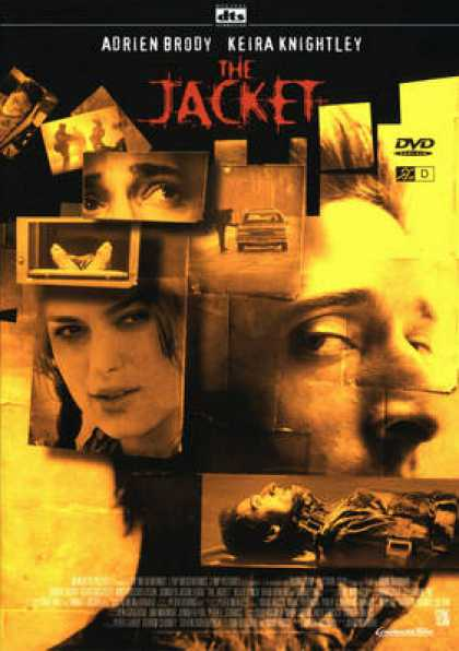 German DVDs - The Jacket