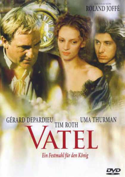 German DVDs - Vatel