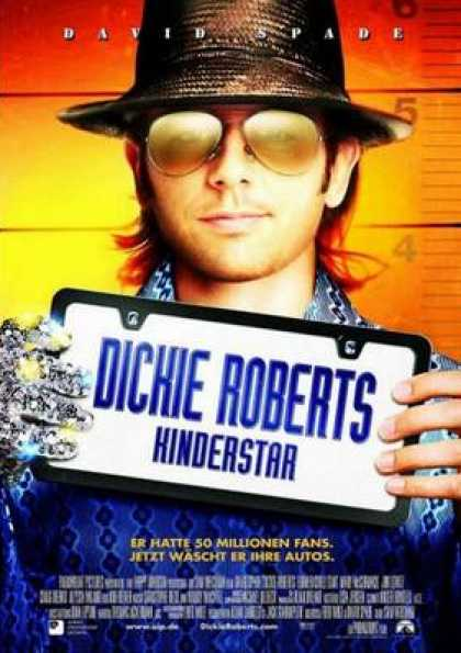 German DVDs - Dickie Roberts