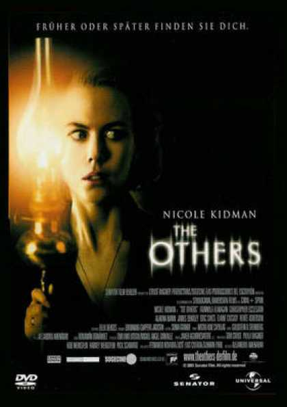 German DVDs - The Others