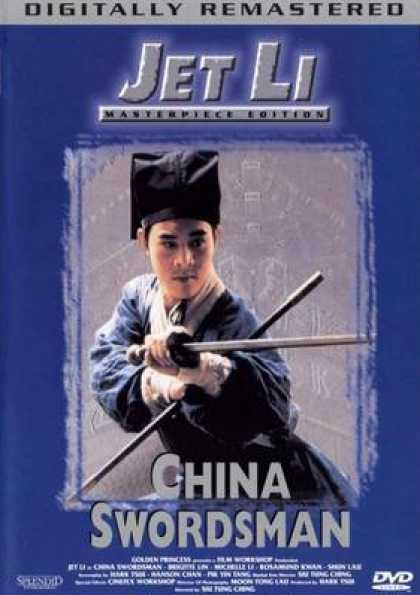 German DVDs - China Swordsman