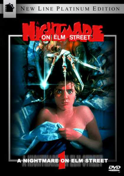 German DVDs - A Nightmare On Elm Street (1984) CE