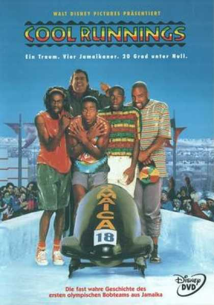 German DVDs - Cool Runnings