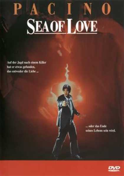 German DVDs - Sea Of Love