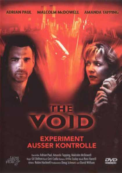 German DVDs - The Void