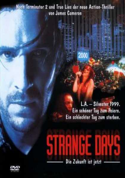 German DVDs - Strange Days