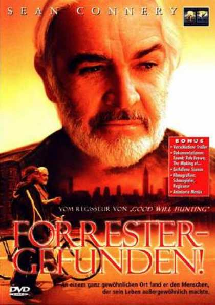 German DVDs - Finding Forrester