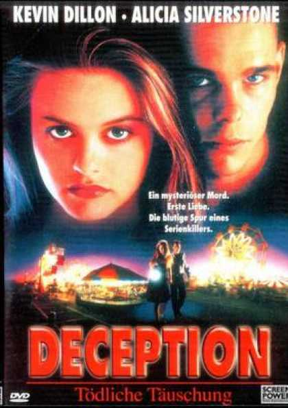 German DVDs - Deception
