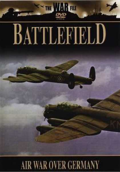 German DVDs - Battlefield Air War Over Germany