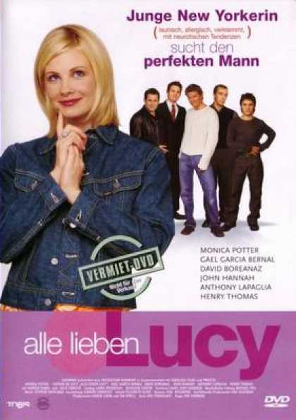 German DVDs - Im With Lucy