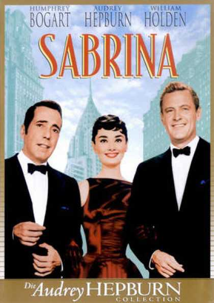 German DVDs - Sabrina 1954
