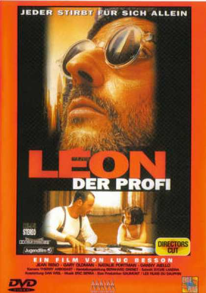 German DVDs - Leon