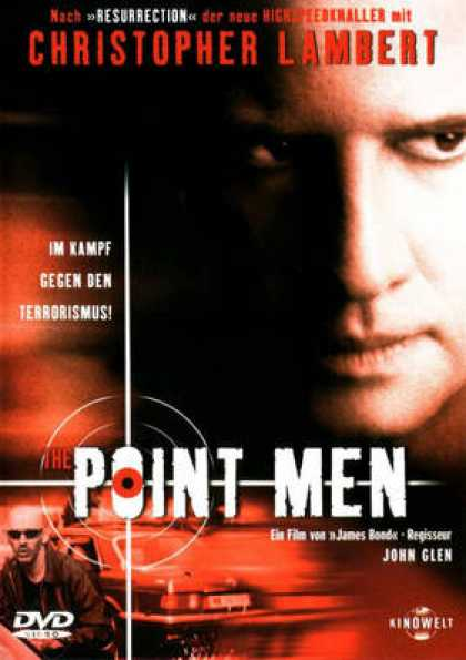German DVDs - The Point Men
