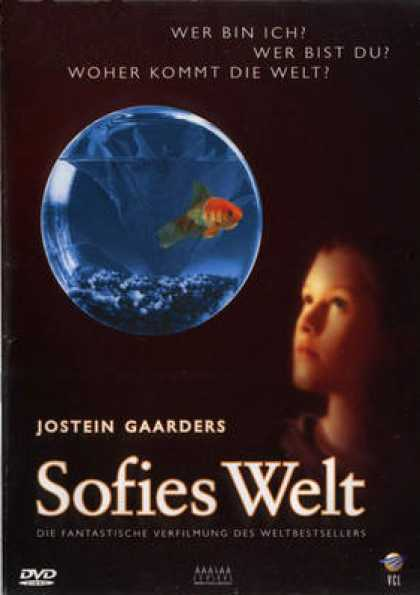 German DVDs - Sophies World