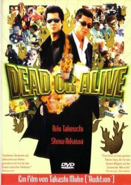 German DVDs - Dead Or Alive