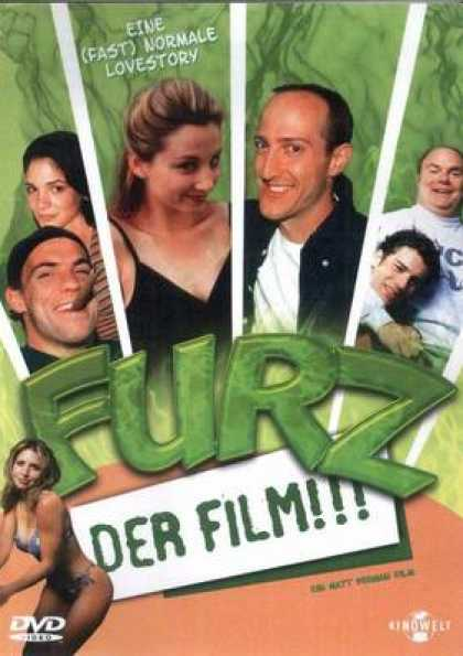 German DVDs - Furz The Movie