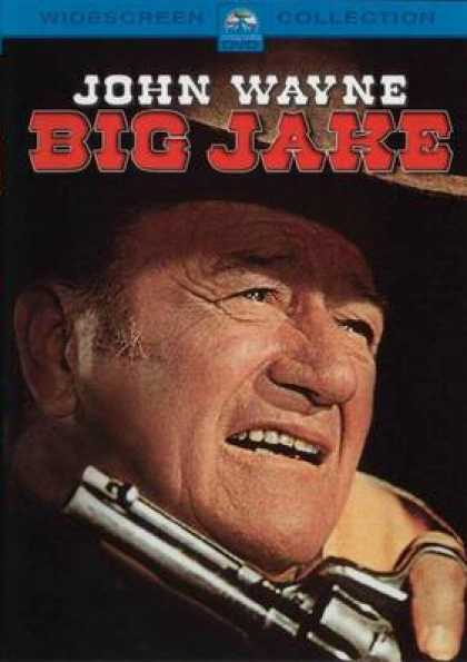 German DVDs - Big Jake
