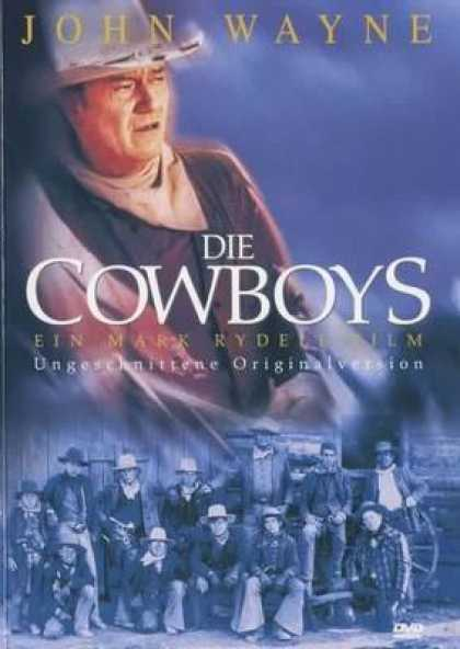 German DVDs - Die Cowboys