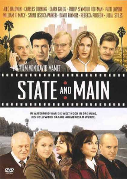 German DVDs - State And Main