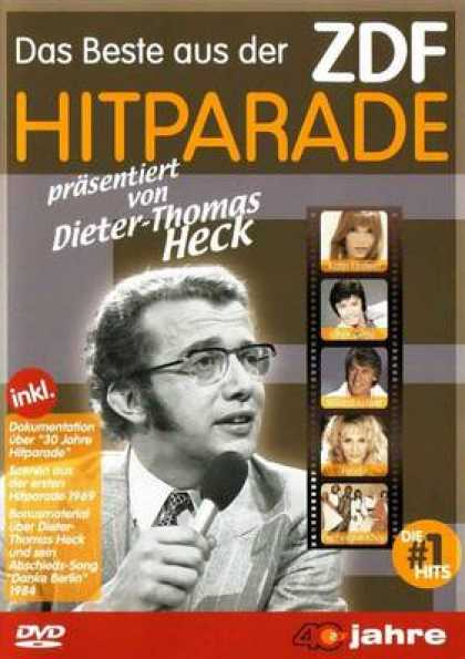 German DVDs - Zdf Hitparade