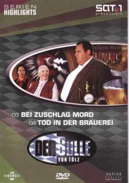 German DVDs - The Bull Vol 2