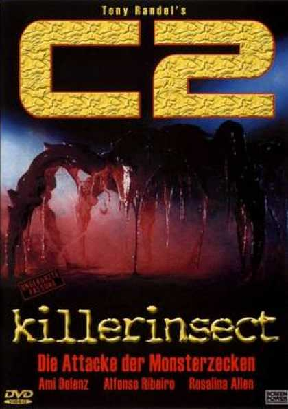 German DVDs - C2 Killer Instinct
