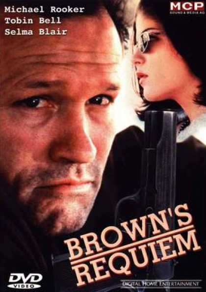 German DVDs - Brown's Requiem