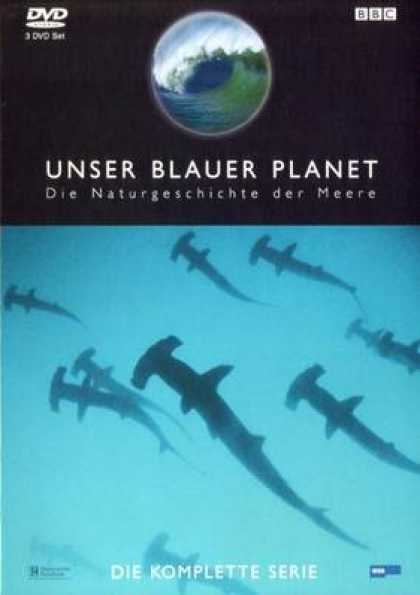 German DVDs - The Blue Planet Complete Series Collection
