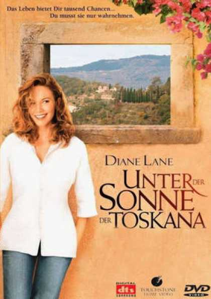 German DVDs - Under The Tuscan Sun