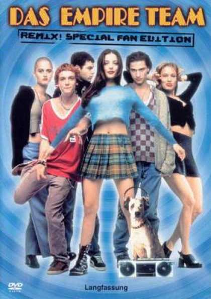 German DVDs - Empire Records