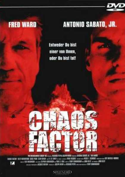German DVDs - Chaos Factor