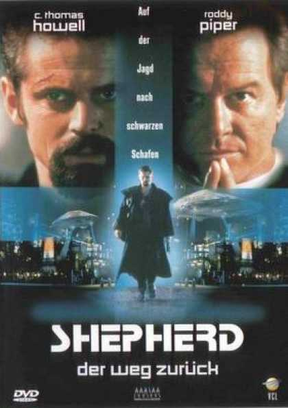German DVDs - Shepherd