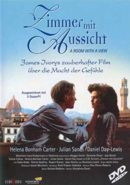 German DVDs - A Room With A View