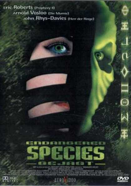 German DVDs - Endangered Species