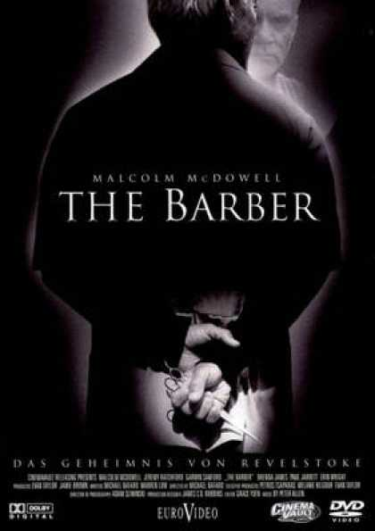 German DVDs - The Barber