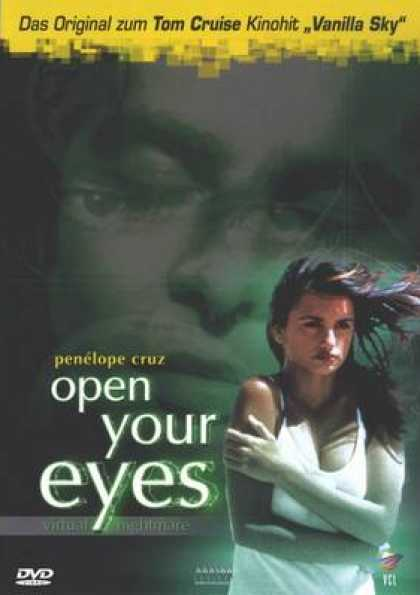 German DVDs - Open Your Eyes