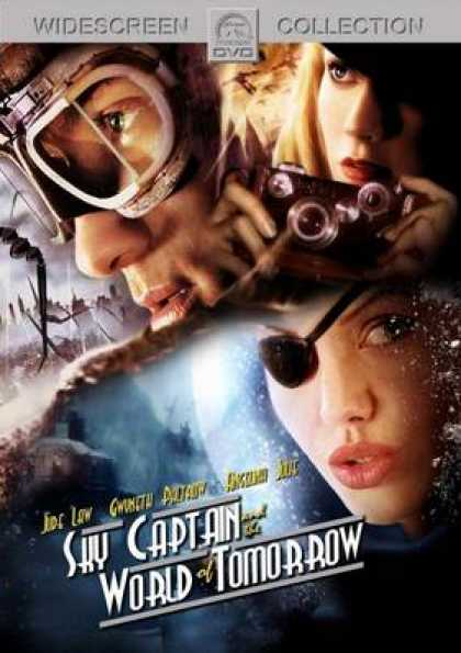 German DVDs - Sky Captain And The World Of Tomorrow