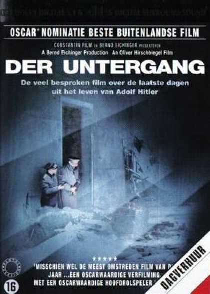 German DVDs - The Downfall