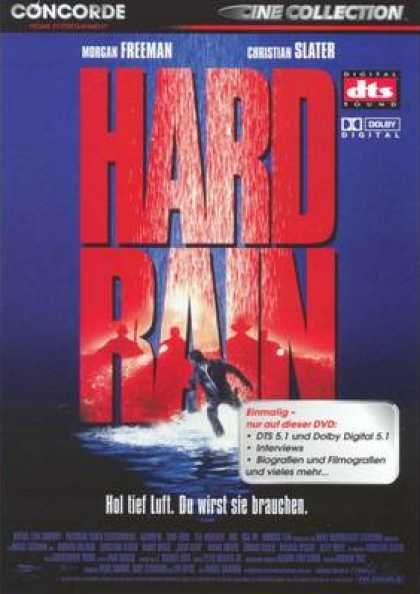 German DVDs - Hard Rain