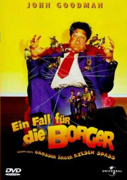 German DVDs - The Borrowers