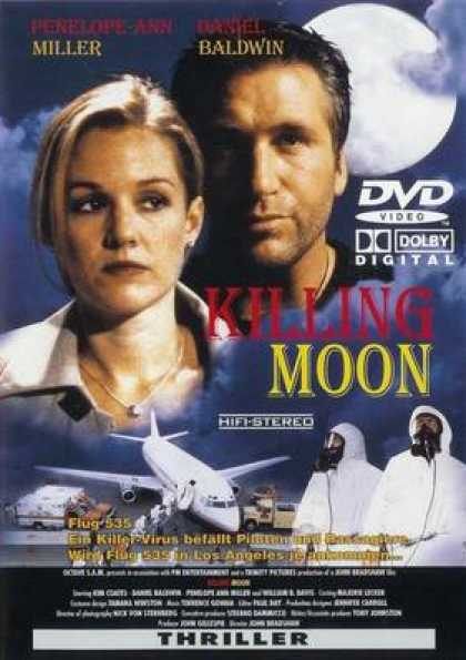 German DVDs - Killing Moon
