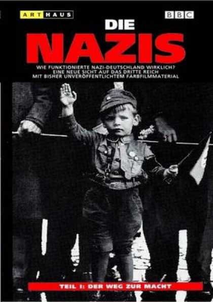 German DVDs - The Nazis Vol.1