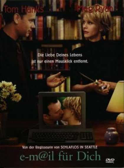 German DVDs - Youve Got Mail