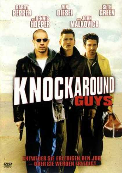German DVDs - Knockaround Guys
