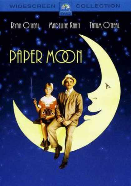 German DVDs - Paper Moon