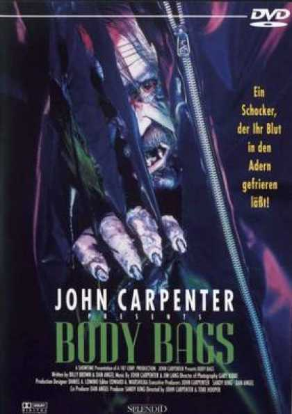German DVDs - Body Bags