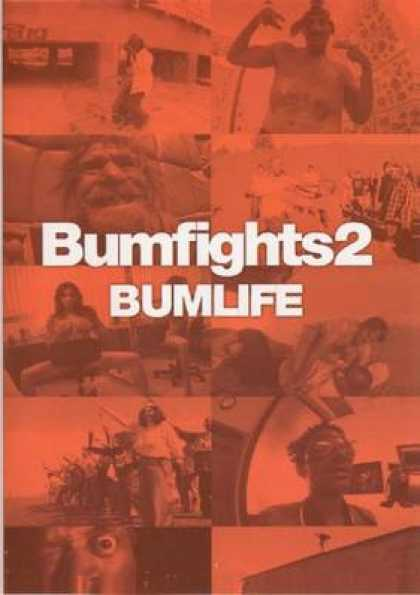 German DVDs - Bumfights Vol 2