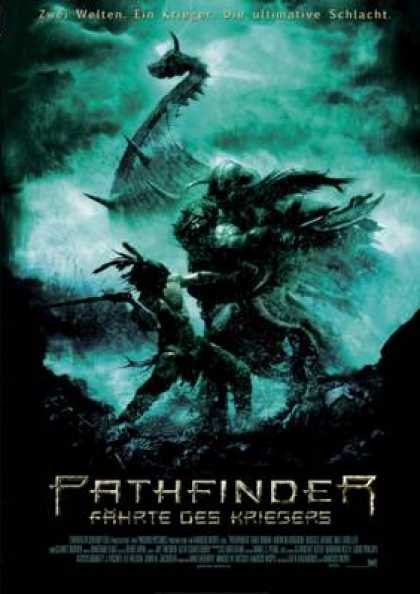 German DVDs - Pathfinder