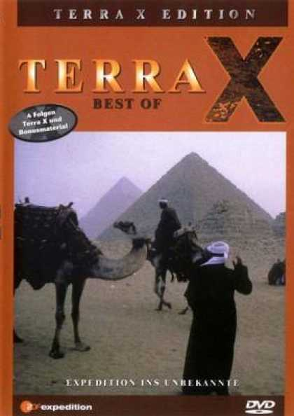 German DVDs - Best Of Terra X